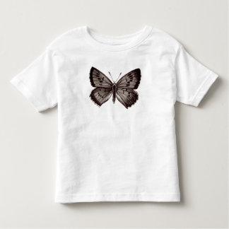 De T-shirt van de Vlinder van de peuter