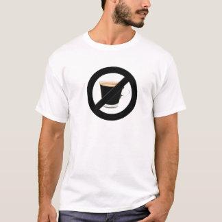 De T-shirt van de Vrije Streek van de cafeïne