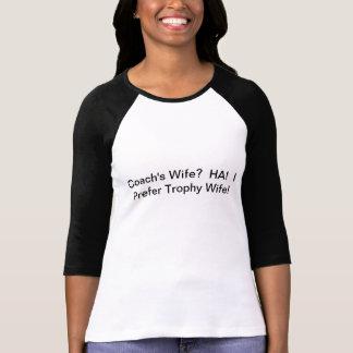 De t-shirt van de Vrouw van de bus/van de Vrouw