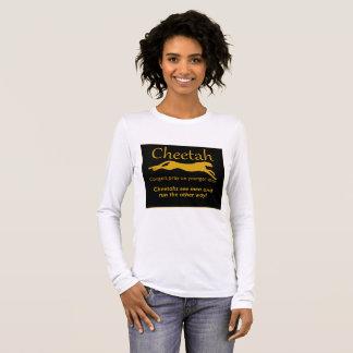 De T-shirt van de Vrouwen van de jachtluipaard