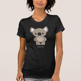 De T-shirt van de Vrouwen van de koala