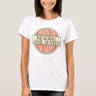 De T-shirt van de Vrouwen van de Lezing van de
