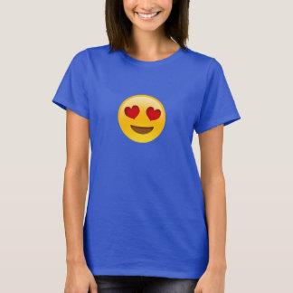De T-shirt van de vrouwen van Emoji