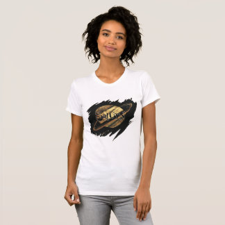 De T-shirt van de Vrouwen van Saturn