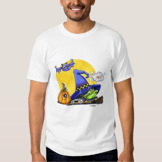 De t-shirt van de Werktijd van de Heks van
