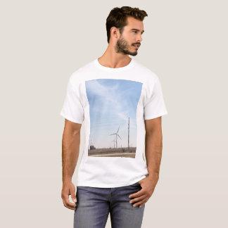 De T-shirt van de windmolen