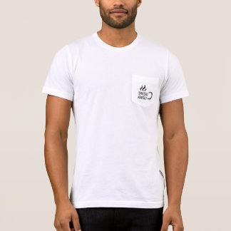 De T-shirt van de Zak van de espresso zelf