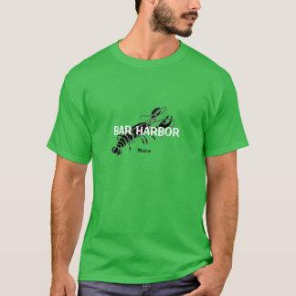 De T-shirt van de Zeekreeft van Maine van de Haven