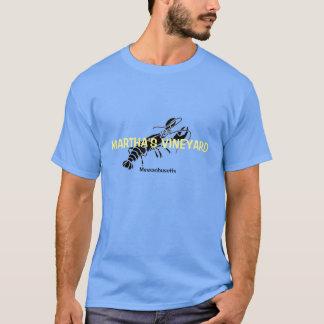 De T-shirt van de Zeekreeft van Massachusetts van