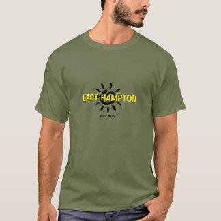 De T-shirt van de Zonneschijn van Hampton New York