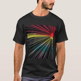 De T-shirt van de Zonnestraal van de Marathon van
