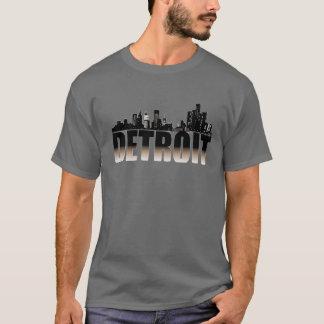 De T-shirt van Detroit