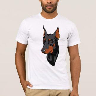 De T-shirt van Doberman