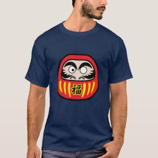De T-shirt van Doll van het Geluk van Daruma