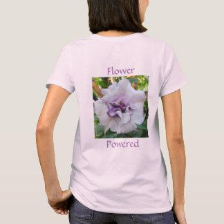 de t-shirt van een bloemminnaar!