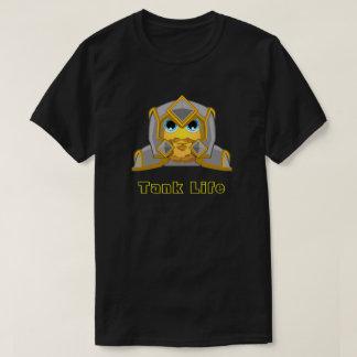 De t-shirt van Emoji van de Tank Uber