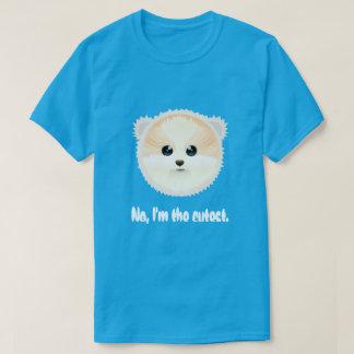 De T-shirt van Emoji van het Baby van Fluffball