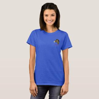 De T-shirt van Emoji van het paard