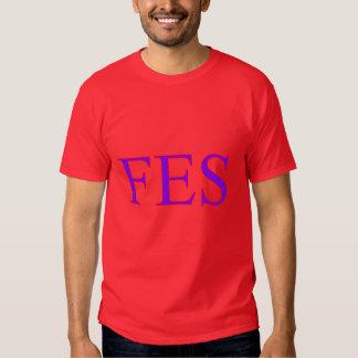 De T-shirt van Fes