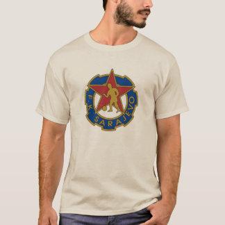 De T-shirt van FK Sarajevo Throwback