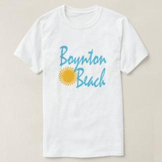 De t-shirt van Florida van het Strand van Boynton