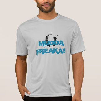 De T-shirt van Freakas van Mudda