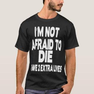 De T-shirt van Gamer