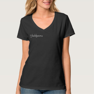 De t-shirt van Geddycorns