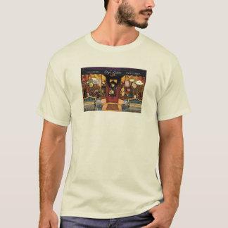 De T-shirt van Gelato van de koffie
