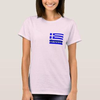 De T-shirt van Griekenland