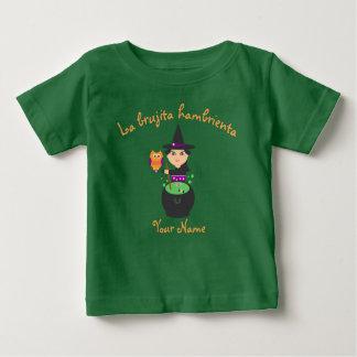 """De T-shirt van Halloween van de """"Hongerige Heks"""""""