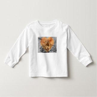 De T-shirt van HAMbWG - Eekhoorn 2 het Hart van de