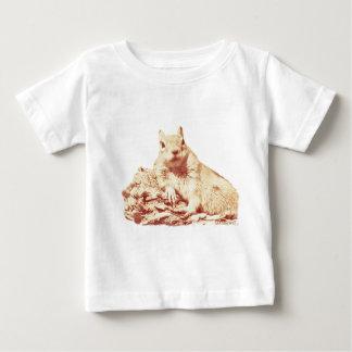 De T-shirt van HAMbWG - Vintage Eekhoorn