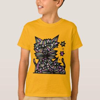 """De T-shirt van Hanes TAGLESS® van het Kind """"van de"""