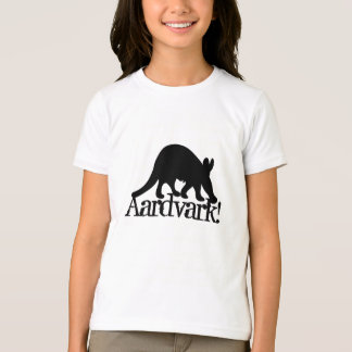 De T-shirt van het aardvarken