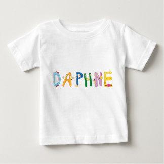 De T-shirt van het Baby van Daphne
