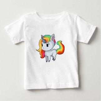 De T-shirt van het Baby van de eenhoorn