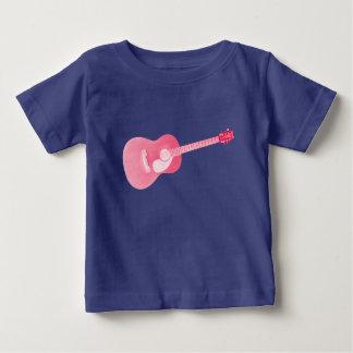 De T-shirt van het Baby van de gitaar