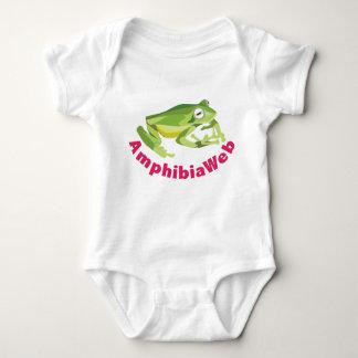De T-shirt van het Baby van de Liefde van de