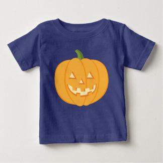 De T-shirt van het Baby van de pompoen