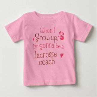 De T-shirt van het Baby van het Baby van de Bus