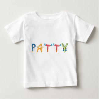 De T-shirt van het Baby van het pasteitje