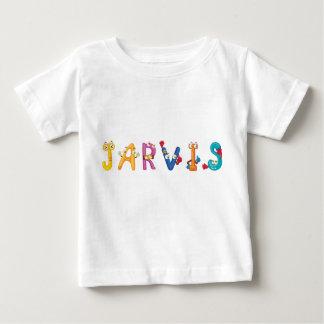 De T-shirt van het Baby van Jarvis