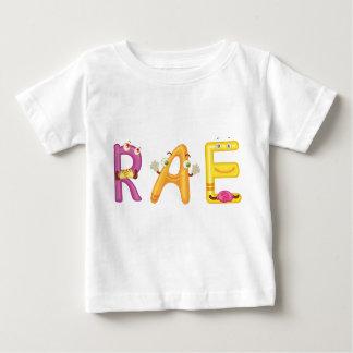De T-shirt van het Baby van Rae
