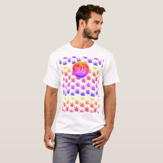 De T-shirt van het Blad van de pot