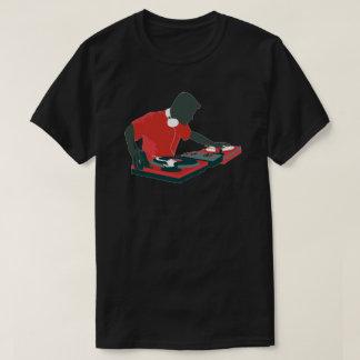 De T-shirt van het Deejay van DJ