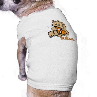 De T-shirt van het Kat NEMO