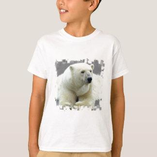 De T-shirt van het Kind van de Ijsbeer