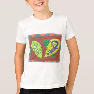 De T-shirt van het Kind van hagedissen