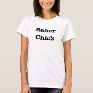 De t-shirt van het Kuiken van Baker